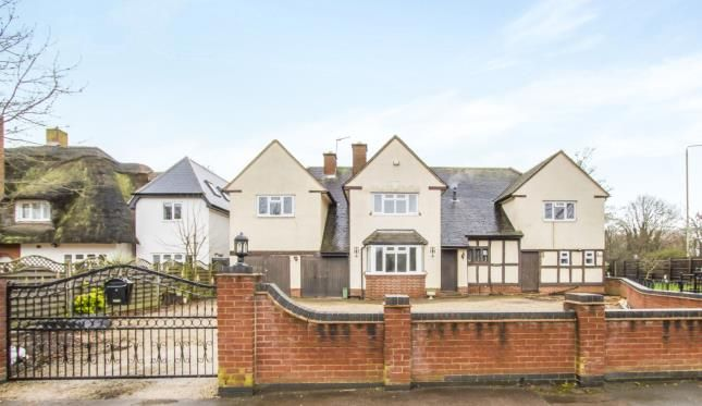 Thumbnail Detached house for sale in Glenfield Frith Drive, Glenfield, Leicester, Leicestershire