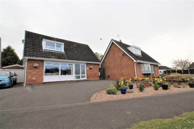 Thumbnail Bungalow for sale in Dalebrook Road, Burton-On-Trent, Staffordshire