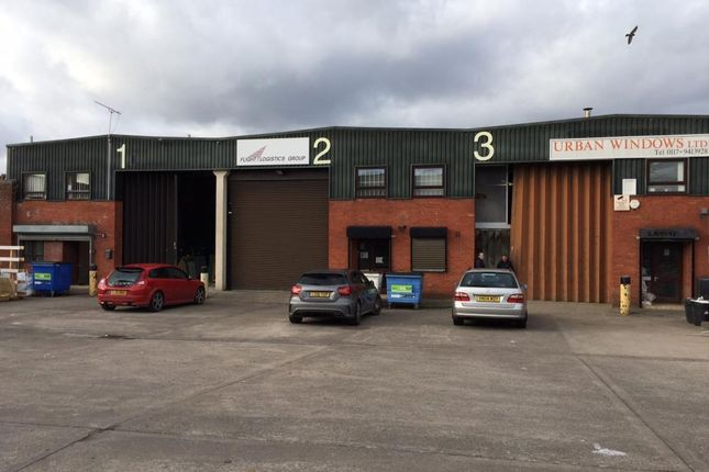 Industrial to let in Unit 2, Whitehall Trading Estate, Gerrish Avenue, Whitehall, Bristol