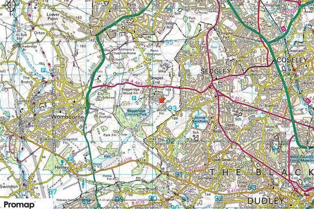 Thumbnail Land for sale in Land On East Side Of, Fir Street, Sedgley, Dudley, West Midlands, UK