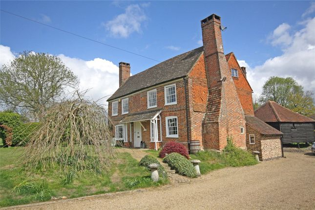 Thumbnail Detached house for sale in Picketts Lane, Redhill