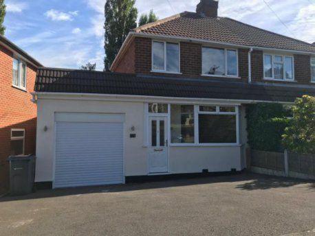 Thumbnail Property to rent in Edenhurst Road, Longbridge, Birmingham