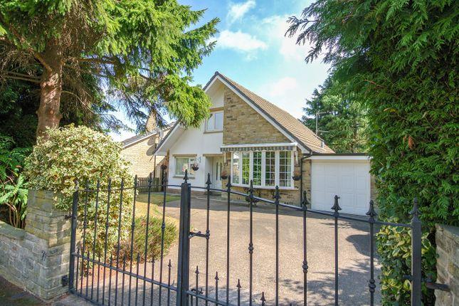 Thumbnail Detached bungalow for sale in Bank End Lane, Almondbury, Huddersfield