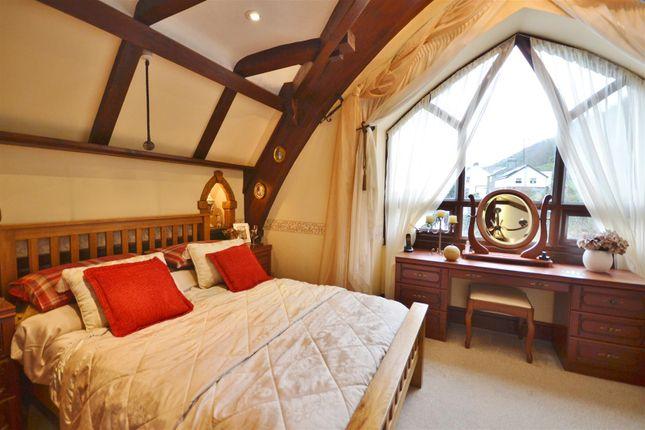 Bedroom of Brook, Laugharne, Carmarthen SA33