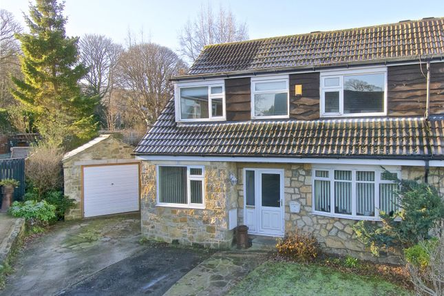 Thumbnail Semi-detached house for sale in St. Pauls Grove, Ilkley