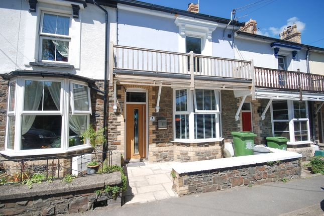 Thumbnail Terraced house to rent in Grenville Terrace, Northam, Bideford