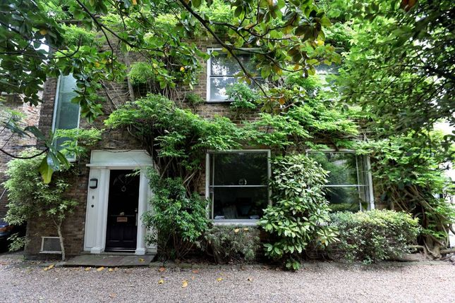 Thumbnail Terraced house for sale in Private Road, Primrose Hill, London