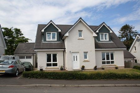 Thumbnail Detached house for sale in 8 Eastlands Park, High Craigmore, Isle Of Bute