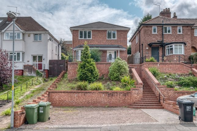Thumbnail Detached house to rent in Plymouth Road, Redditch
