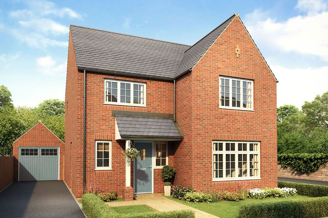 "Thumbnail Detached house for sale in ""Culworth"" at Bloxham Road, Banbury"