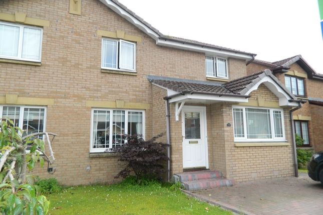 Thumbnail Semi-detached house to rent in Samson Crescent, Carluke