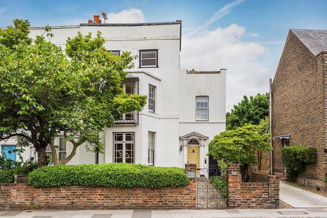 Thumbnail End terrace house for sale in Kew Road, Richmond