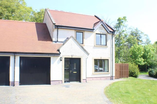 Thumbnail Detached house to rent in Fraser Lane, Milton Bridge, Penicuik