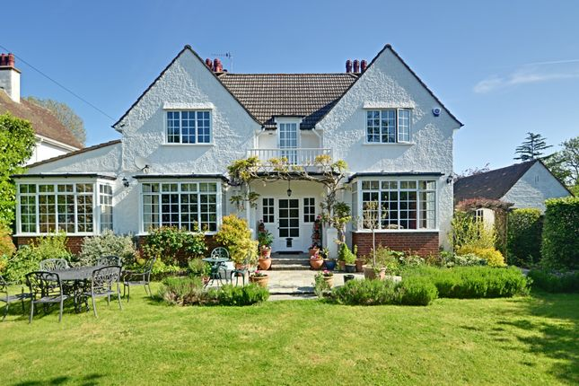 Thumbnail 4 bed detached house for sale in Stanley Road, Orpington