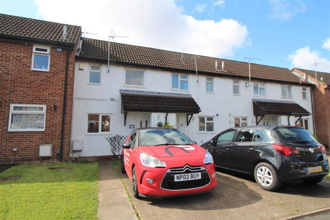 Thumbnail Terraced house to rent in Crispin Close, Longlevens, Gloucester