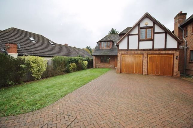 Thumbnail Detached house to rent in Hoselands View, Ash Road, Hartley, Longfield