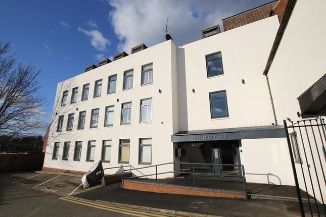 Thumbnail Commercial property for sale in Lombard Court, 15-21 Lombard Street, Lichfield, Staffordshire