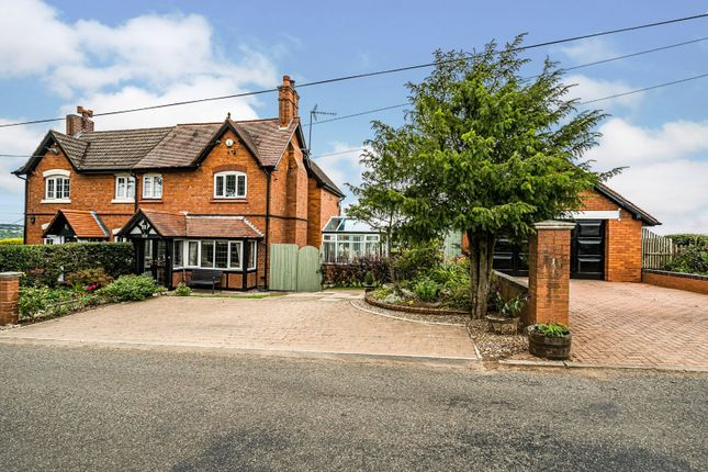 Thumbnail Semi-detached house for sale in Yew Tree Cottage, Yew Tree Lane, Frankley, Birmingham