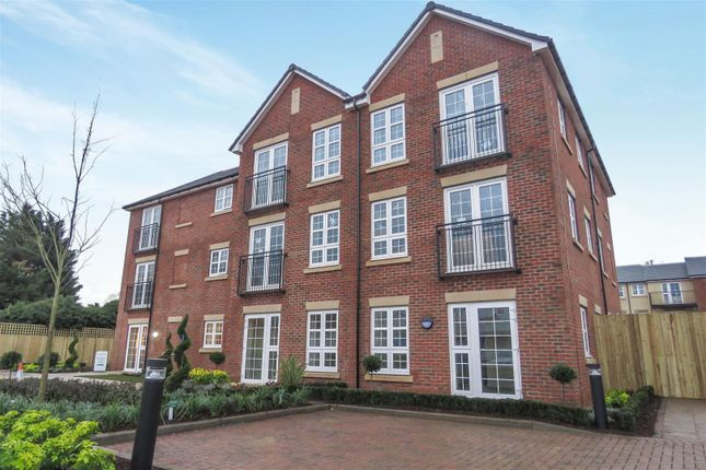 Thumbnail Flat for sale in The Hawthorn, Parkland Place, Shortmead Street, Biggleswade