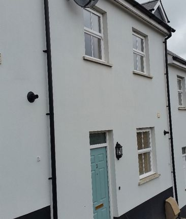 Thumbnail Terraced house to rent in Barn Street, Haverfordwest