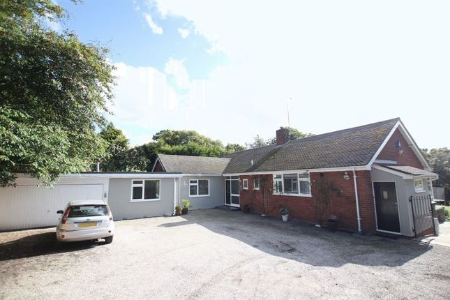 Thumbnail Detached bungalow for sale in Dawstone Road, Heswall, Wirral