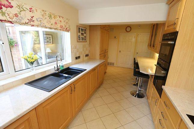 Thumbnail Detached house for sale in 23, Oak Tree Avenue, Barnfields, Newtown, Powys
