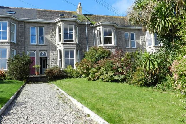 Thumbnail Terraced house for sale in Albany Terrace, St. Ives