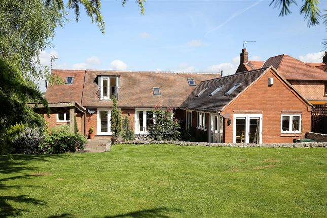Thumbnail Detached house for sale in Breedon Lane, Tonge