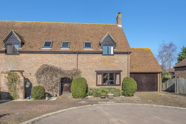 Thumbnail End terrace house for sale in Botley, West Oxford