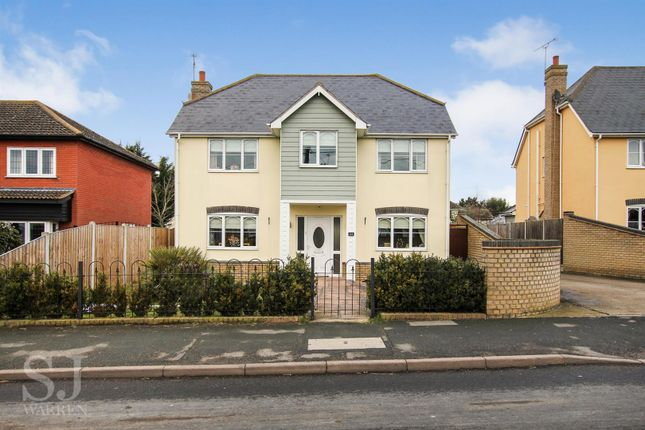 Thumbnail Detached house for sale in Pantile Hill, Southminster