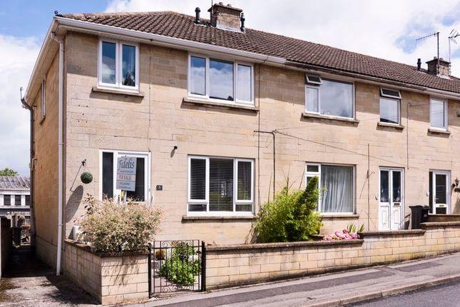Thumbnail End terrace house for sale in Marsden Road, Bath
