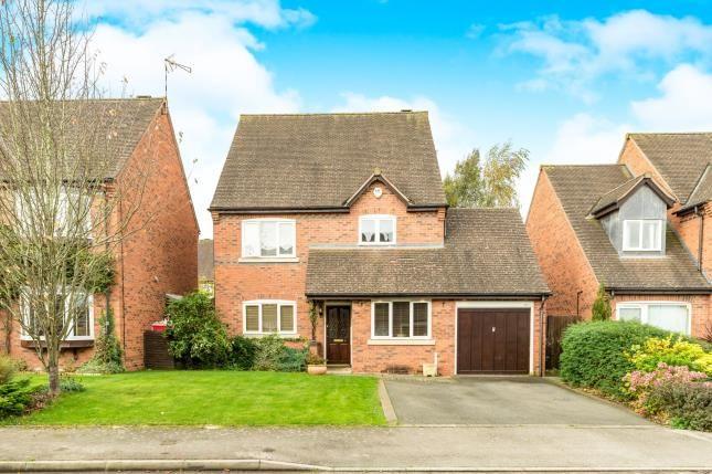 Thumbnail Detached house for sale in Highfield, Hatton Park, Warwick, Warwickshire