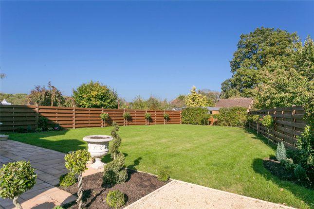Garden of Widmoor, Wooburn Green, High Wycombe, Buckinghamshire HP10