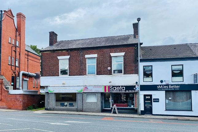 Thumbnail Office for sale in 235 Bury New Road, Whitefield, Manchester