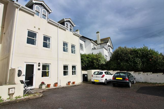 Thumbnail Maisonette for sale in Coombe Vale Road, Teignmouth