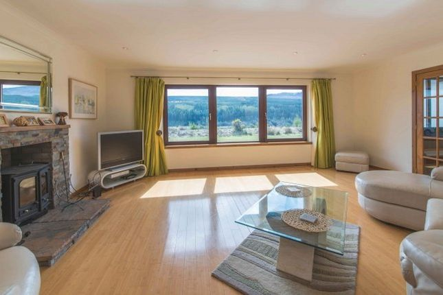 Detached house for sale in Dalchreichart, Glenmoriston, Inverness, Highland