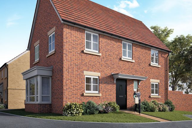 """3 bedroom semi-detached house for sale in """"The Pevensey"""" at Mill Road, Hailsham"""