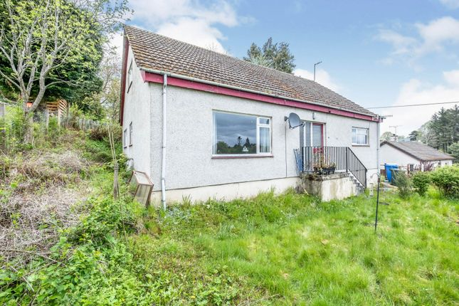 Thumbnail Detached bungalow for sale in Jonathan's Brae, Kingussie