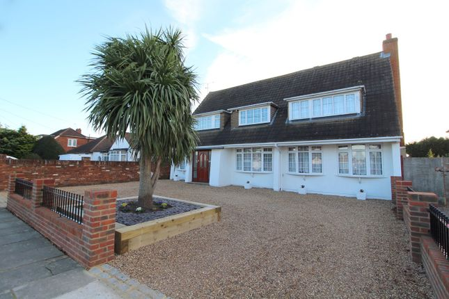 Thumbnail Detached house for sale in Junction Road, Ashford, Middlesex