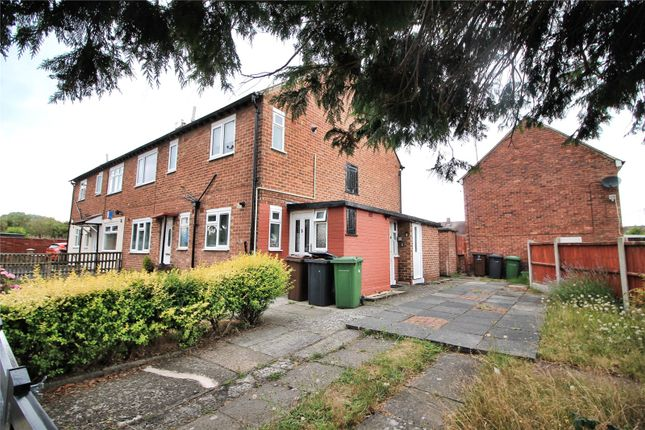 Thumbnail Flat for sale in Columban Close, Netherton