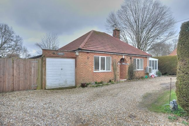 Thumbnail Detached bungalow for sale in Bittering Street, Dereham