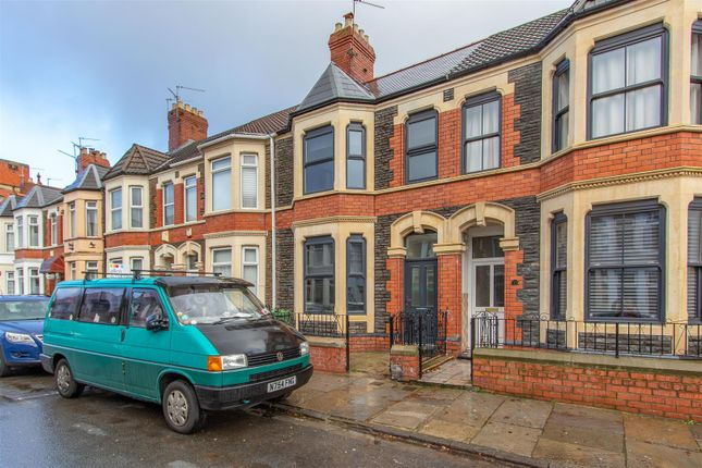Thumbnail Property to rent in Grosvenor Street, Canton, Cardiff