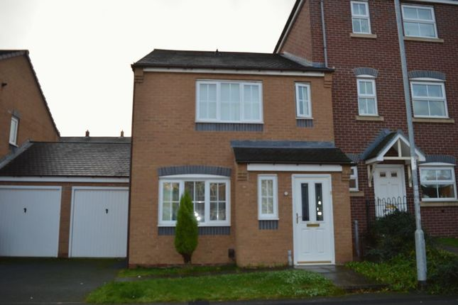 Thumbnail Semi-detached house to rent in Riven Road, Hadley, Telford