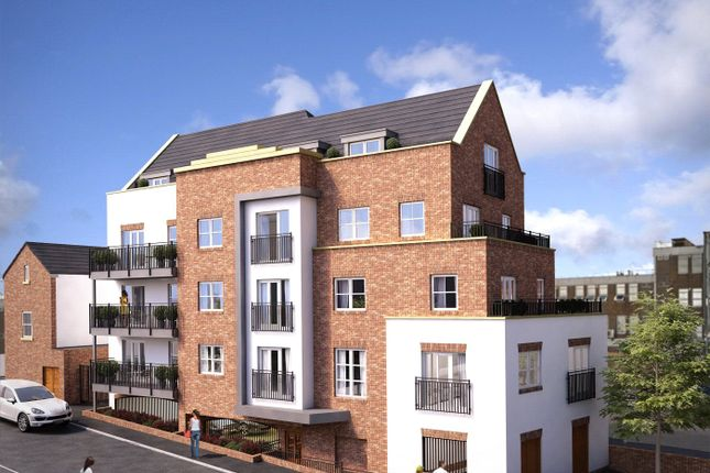 Thumbnail Flat for sale in The Mount, Railway Square, Brentwood, Essex