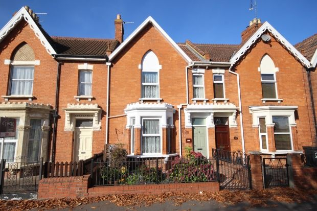 3 bed terraced house for sale in Cranleigh Gardens, Bridgwater