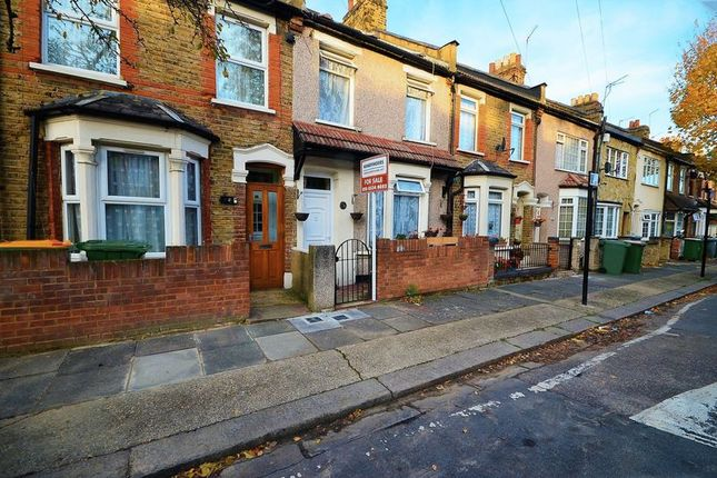 Thumbnail Terraced house for sale in Brock Road, Plaistow
