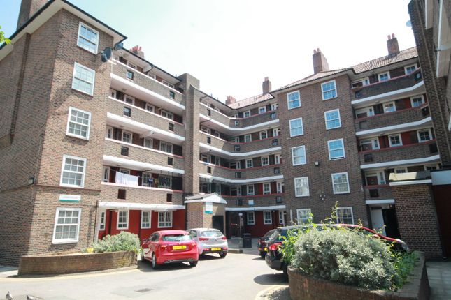 Thumbnail Flat for sale in Friary Estate, London