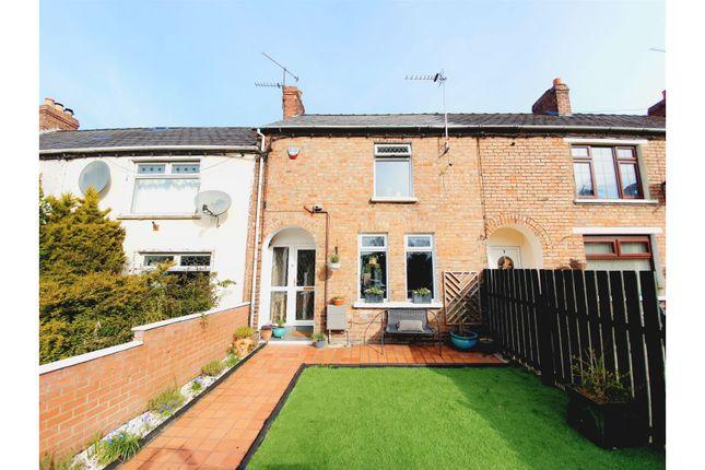 2 bed terraced house for sale in Glenisland Terrace, Greenisland BT38