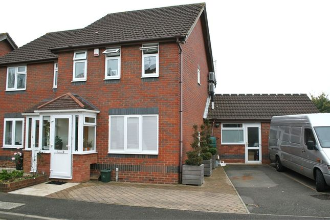 Thumbnail Semi-detached house for sale in Telford Way, Yeading, Hayes