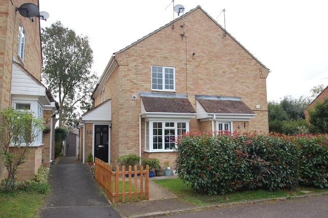 Thumbnail End terrace house to rent in The Lawns, Hemel Hempstead